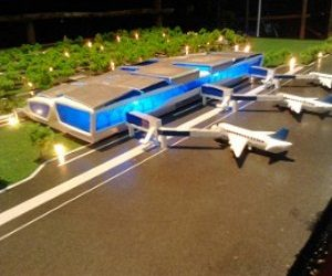 maket bandara